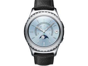 Samsung Gear S2 Classic Bluetooth Smartwatch, Platinum Gold #SM-R7320WDAXAR