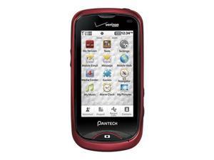 """Verizon Pantech Hotshot Basic Phone, 3.2"""" Display #CDM8992VW"""