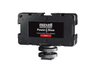 Maxell 3-Way Accessory Mount - Mounts Three Additional on-board Camera Acces.