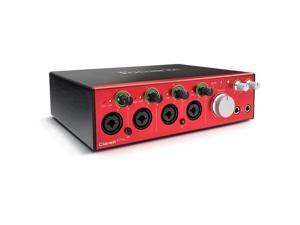 Focusrite Clarett 4Pre Thunderbolt Interface with Preamps #CLARETT-4PRE