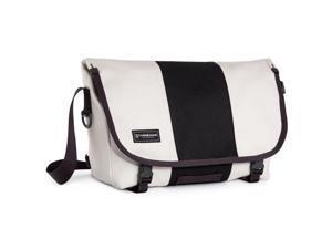 Timbuk2 Classic Messenger Bag, Cotton Canvas, Small, Heirloom White/Black