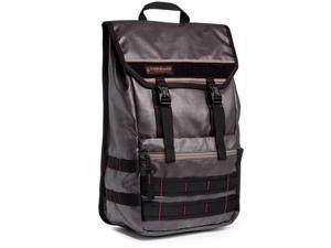 Timbuk2 Rogue Laptop Backpack, Coated Ripstop, Carbon/Fire #422-3-2119