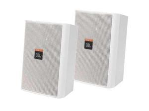 JBL - CONTROL23WH - JBL Control 25 W RMS - 50 W PMPO Speaker - 2-way - 2 Pack - White - 8 Ohm - 86 dB Sensitivity