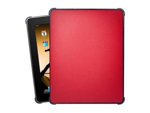 XGear Silhouette Snap-On Case for iPad, Red #IPDFXLTHRD