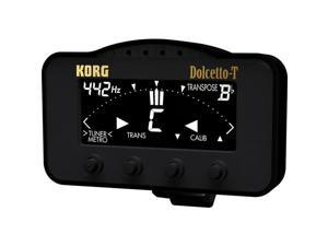 Korg Dolcetto-T Clip-On Tuner and Metronome for Trumpet and Trombone #AW3T