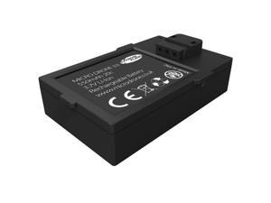 Extreme Fliers Spare Battery for Micro Drone 3.0, 550mAh 20c, 3.7v Li-Ion #BA550