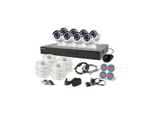 Swann 16 Channel 1080p DVR Security System with 2TB HDD and 8x PRO-T855 Cameras