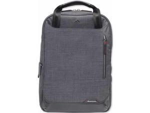 """Brenthaven Collins Convertible Backpack for 15"""" Laptops, Graphite #1967"""