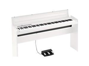 Korg LP-180 88 Keys Digital Piano, White #LP180WH
