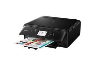 Canon PIXMA TS6020 Wireless All-in-One Printer, Print, Copy, Scan - Black