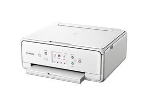 Canon PIXMA TS6020 Wireless All-in-One Printer, Print, Copy, Scan - White