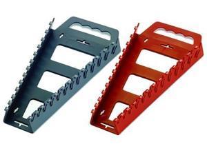 Hansen Qick-Pik Metric & SAE Wrench Rack Tray Holder Organizer Set MADE IN USA