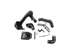 Rugged Ridge 17756.21 XHD Low/High Mount Snorkel System&#59; Complete Modular XHD Snorkel System w/Low And High Mount Intakes&#59;