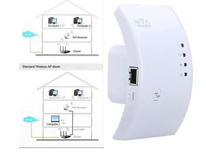 KFLY- Newest US Plug version V1.3 300Mbps Wireless WiFi Repeater with WPS Function 802.11N Network Router Range Expander Booster Complies with IEEE 802.11N/G/B
