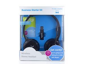 Binatone Wireless Headset for PC - Highest Skype Certification - Comes with 3 Months Unlimited US and Canada Calling