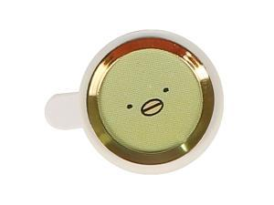 JNTworld Solid metal Home button phone keypad stickers affixed CD profile metal buttons For  iPhone6