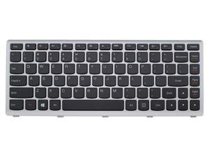 Laptop keyboard FOR Lenovo IdeaPad U410 series 25208924 AELZ8U01110 9Z.N7GSQ.401 T3C1-US , US layout black color