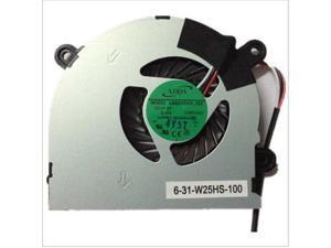 New CPU Cooling Fan For MSI X600 S6000 ADDA AB6505HX-J03 AB6605HX-J03 C4500 DC5V 0.40A 3-wire