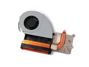 New CPU Cooling Fan With Heatsink for Toshiba Qosmio X500 X505 X505-Q887 X505-Q888 X505-Q870 X505-Q880 P/N:AB9005HX-DD3