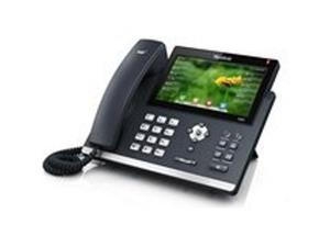 Yealink SIP-T46G - Bundle of 6 SIP-T46G IP Phone (PoE)