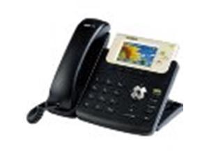 Yealink SIP-T32G Bundle of 2 Gigabit Color VoIP Phone No Power Supply