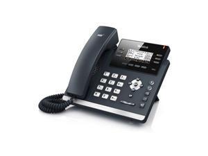 Yealink YEA-SIP-T42G Ultra-Elegant Gigabit 12-Line IP Phone
