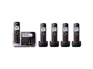 Panasonic Link2Cell Bluetooth Enabled Phone KX-TG7875S-2Pack
