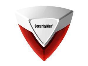 SecurityMan SEC-SM-005SR Indoor Siren for iWatchAlarm
