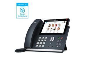Skype for Business T48G IP desktop phone (Optima HD Voice) - Bundle Pack of 4