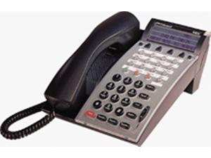 NEC DTP-16D-1 (BK) 16-Button LCD Speakerphone (590041)