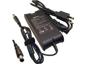 DENAQ 65W, 19.5V, 3.34A, 7.4mm-5.0mm Replacement AC Adapter for DELL INSPIRON 13R, 1420, 14R, 1501, 1520, 1521, 1525, 1545, 15R, 17, 1720, 1721, 1750, 1765, 17R, 300M, 500M, 505M, 6000, 600M, 6400, 64
