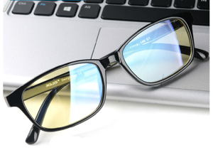 CORN YJ-1 Computer Reading Glasses Gaming Eyewear UV Protection, Anti Blue Rays, Anti Glare and Scratch Resistant Lens