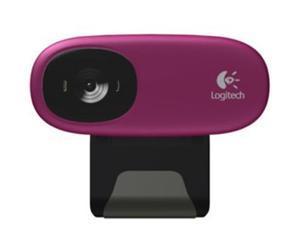 Logitech C110 USB 1.1 port (2.0 recommended) WebCam