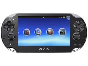 "Sony PlayStation Vita WiFi 5"" OLED touchscreen"