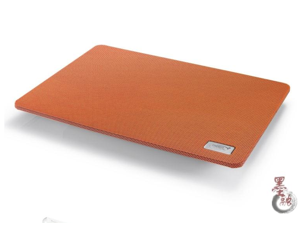 "DEEPCOOL N1 Laptop Cooling Pad 15.6"" Fully Covered Metal Mesh Portable & slim design 180mm Fan"