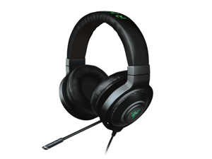 Razer Kraken 7.1 Surround Sound USB Over Ear Gaming Headset