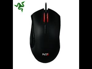 RAZER Imperator  Black 7 Buttons 1 x Wheel USB Wired Laser 5600 dpi Ergonomic Gaming Mouse