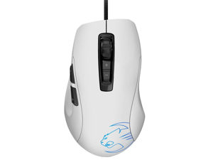 ROCCAT Kone Pure Military ROC-11-713 7 Buttons 1 x Wheel USB Wired Optical 5000 dpi Core Performance Gaming Mouse - Desert Strike