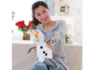 "Disney Frozen Plush Doll 9"" Olaf the Snowman Stuffed Toy"