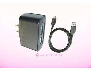 2 USB Port AC Adapter Adaptor For SKYGOLF YC-503A I.T.E POWER SUPPLY Cord Charger PSU