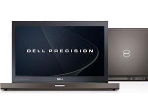 Refurbished: Dell Precision M4600 Mobile Workstation i5 2520m 1080p AMD FirePro 5950 8Gigs 320G Webcam Backlit Gaming ...