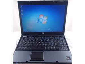 HP Compaq 6510b 14.1in Laptop Intel Core 2 Duo 2.2ghz 2G Ram 160G h/d  NEW BATTERY Wireless Win 7 Pro 30 Day Hardware Repair replace warranty