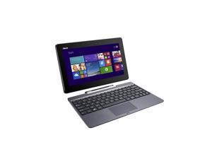 Asus Transformer Book T100TA-C1-GR-B 10.1 inch Intel BayTrail-T Atom Z3740 1.33GHz/ 2GB DDR3/ 64GB SSD/ Windows 8.1 Bing + 1 year Office 365 Personal Tablet w/ Detachable Keyboard (Grey)