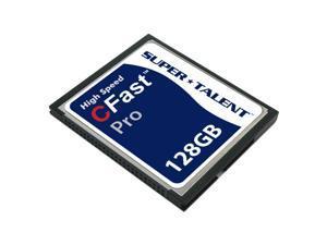 Super Talent CFast Pro 128GB Storage Card (MLC)