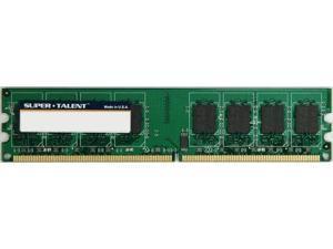 SUPER TALENT T800UA1GMT DDR2-800 1GB128x8 Micron Chip Memory