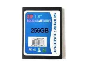 Super Talent DuraDrive ZT4 256GB 1.8 inch IDE Solid State Drive (MLC)