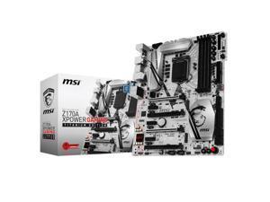 MSI Z170A XPOWER GAMING TITANIUM EDITION LGA1151/ Intel Z170/ DDR4/ 4-Way CrossFireX & 2-Way SLI/ SATA3&USB3.1/ M.2&SATA Express/ A&GbE/ ATX Motherboard