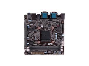 ECS KAM1-I-V.A Socket AM1/ DDR3/ SATA3&USB3.0/ A&GbE/ Mini-ITX Motherboard