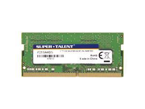 Super Talent DDR4-2133 SODIMM 4GB/512Mx8 CL15 Samsung Chip Notebook Memory