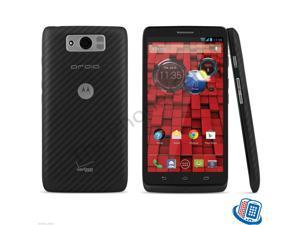 Unlocked AT&T T-Mobile Verizon Motorola Droid MAXX XT1080M Black 16GB 4G LTE Smartphone